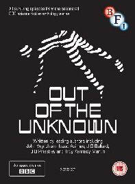 Out of the Unknown DVD